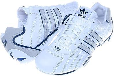 adidas ADI Racer Low Weiss Grau Goodyear G16083, Größe:42 2