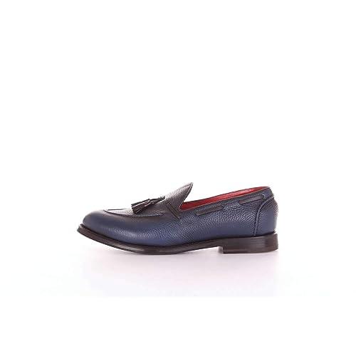 quality design 21532 5b6c8 BARRETT 181U003 Mocassini Uomo Blu 10: Amazon.it: Scarpe e borse