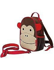 Skip Hop Toddler Leash and Harness Backpack, Monkey
