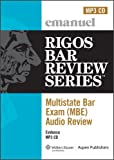 Multistate Bar Exam Audio Review: Evidence (Mbe Audio)
