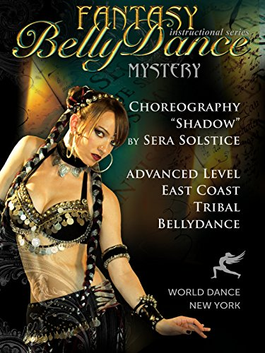 Costume Breakdown Programs (Shadow - Tribal Fusion Bellydance Choreography by Sera Solstice - advanced belly dance)