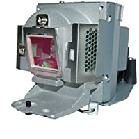 AuraBeam Professional BenQ 5J.J4105.001 Projector Replacement Lamp with Housing (Powered by Philips)