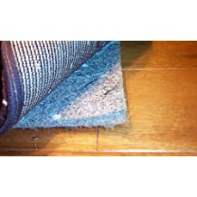 """6'x9' AREA RUG carpet PAD. MULTIPLE SIZES and shapes to choose from. 3/8"""" THICK Authentic MOHAWK Industries synthetic 32 OUNCE Specifiers choice P32A. 100% recycled FELT JUTE. Home area rug pads, runner, rectangle, square, oval and round. Underlay, padding."""