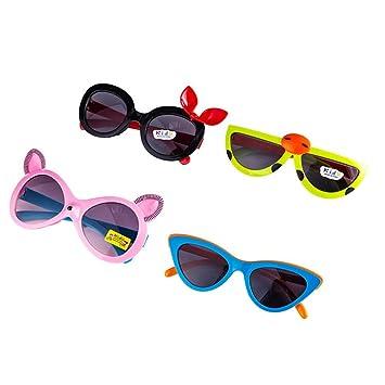 Amazon.com: STOBOK Gafas de sol de dibujos animados para ...