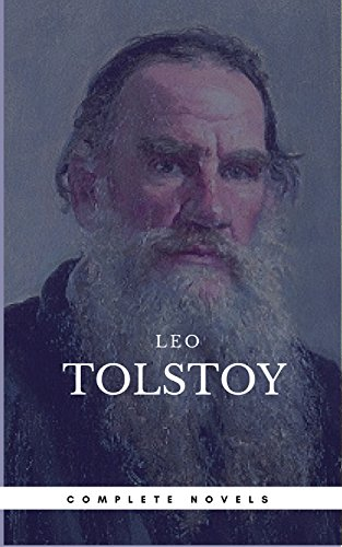 leo tolstoy the complete novels and novellas newly updated book