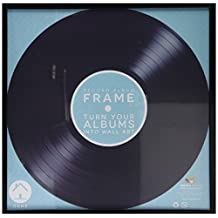 Record Album Frame - Black