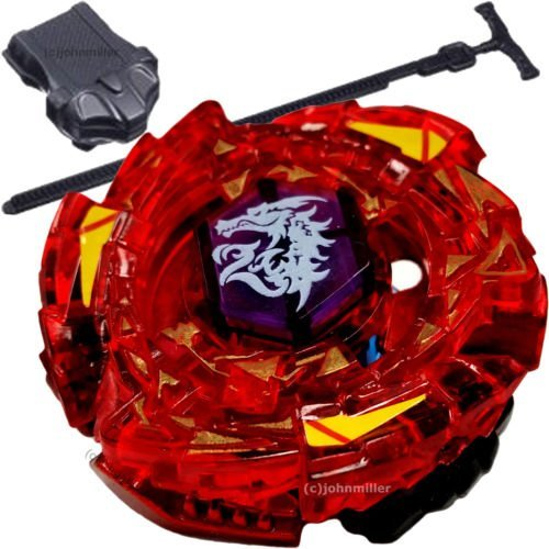 Used, BXE Meteo BB98 L-drago Rush Red Dragon BB-98 of Reshuffle for sale  Delivered anywhere in USA