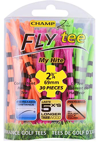 Champ Zarma FLYtee My Hite 2-3/4″ 30 count