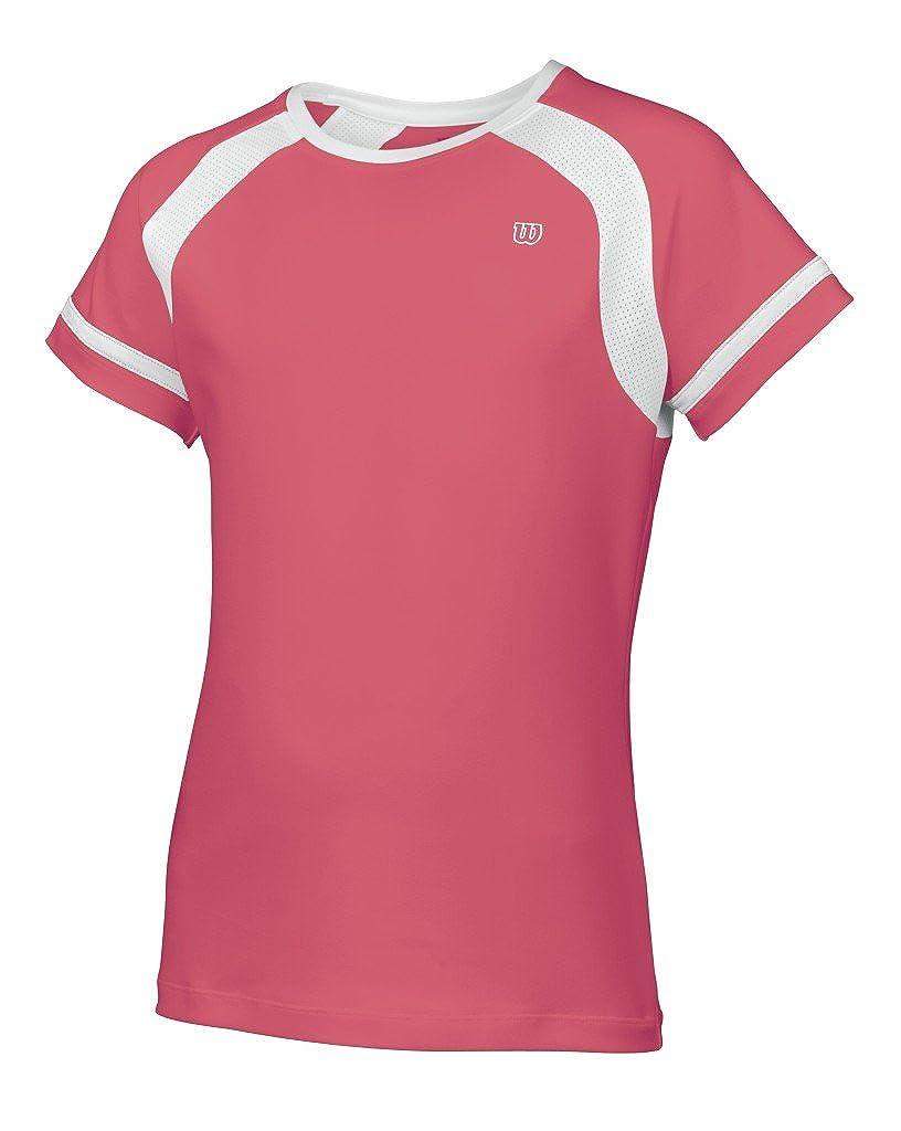 Wilson - Vestido de pádel para niña, tamaño L, Color Rosa ...