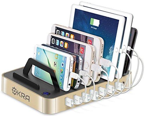 Okra Desktop Universal Charging Smartphones