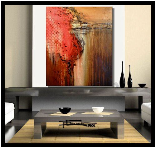 Modern, Abstract, Canvas Wall Art. Limited Edition Giclee on Canvas. Direct from Studio ELOISE WORLD. Textured, Hand Embellished, with registered COA. Ready to Hang!