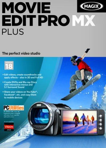 MAGIX Movie Edit Pro 18 MX Plus - Studio 18 Ultimate