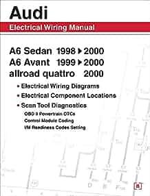 audi allroad wiring diagram online schematics wiring diagrams u2022 rh pushbots sender com audi a6 allroad wiring diagram