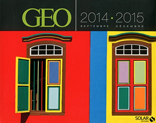 Mini agenda Geo 2014-2015: 9782263065132: Amazon.com: Books
