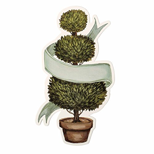 Hester & Cook Table Accents (Topiary) (Card Topiary)