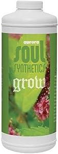 Soul Grow, Liquid Fertilizer for Hydroponics and Soil, 3-1-1, Quart