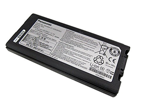 New CF-VZSU65AU battery for Panasonic Toughbook CF-31, Toughbook CF-52 - Li-Ion 11.1v 56Wh 5200mAh 6-Cell CF-VZSU65U CF-31 MK1 by for Panasonic