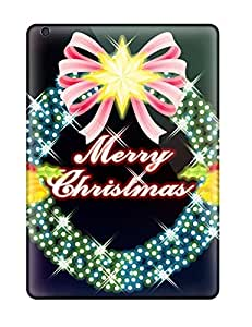 Earl N Vines Fashion Protective Holiday Christmas Case Cover For Ipad Air