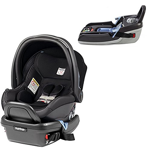 peg perego primo viaggio 4 35 infant car seat with extra car seat base licorice. Black Bedroom Furniture Sets. Home Design Ideas
