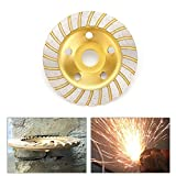 5 Inch Diamond Grinding Wheel Disc 5 Holes for Marble Concrete Granite Stone