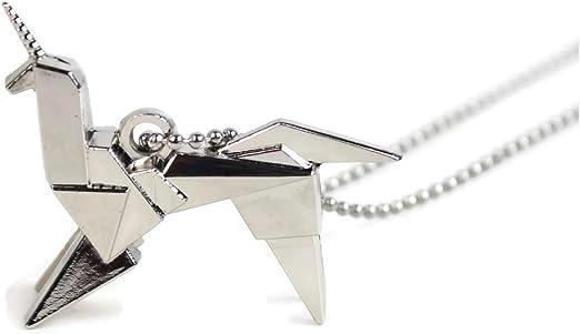 Origami Unicorn | Designed and folded by Mindaugas Cesnavici ... | 304x522