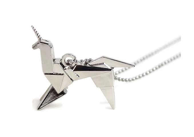 Amazon Bladerunner Origami Unicorn Pendant Necklace Blade