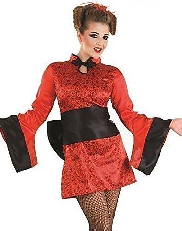 sexy Geisha Mädchen Kostüm