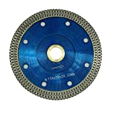 "4.5""-5/8"" Dry/Wet Thin Mesh Rim Saw Blade Diamond Circular Cutting For Tile Granite"