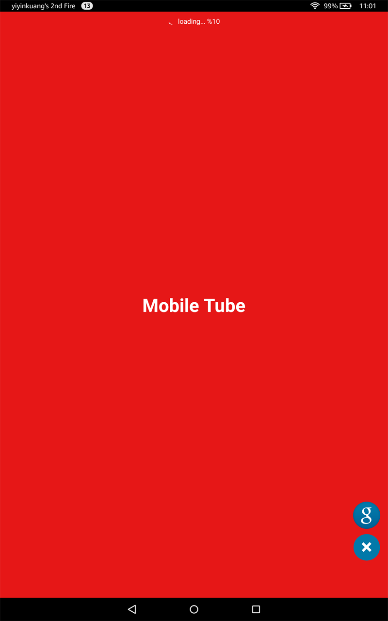 Youtube Mobile Website Gets A Boost: For YouTube: Appstore For Android