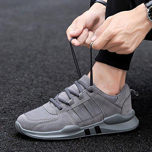 En Feifei Printemps Chaussures 3 Loisirs Et Et Automne Sport Plaque Chaussures Couleurs Hommes Gris De pq5fX