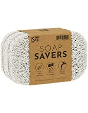 S&T BPA-Free Soap Savers for Kitchen and Bathroom
