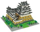 Nanoblock Deluxe Castle Himeji Building Kit