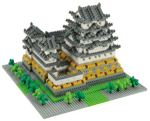 Nanoblock Deluxe Castle Himeji