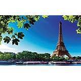 Quebra-Cabeça Cartonado Paris 500 Peças Pais e Filhos