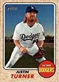 Justin Turner Baseball Cards Assorted (5) Gift