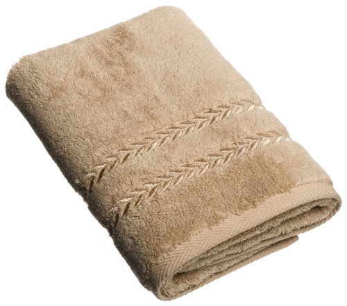 Lenox Pearl Essence Hand Towel, Sand (Sand Lenox)
