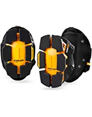 ToughBuilt GelFit Stabilizer Professional Knee Pads - Comfortable Gel Cushion & Heavy Duty Foam Padding, Strong Adjustable Straps, Premium Quality Built to Last (TB-KP-G205) (SnapShell Compatible)