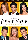 Friends: The End (Seasons 8-10) [20th Anniversary Edition] [DVD] [2001]