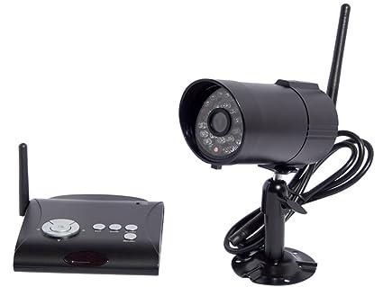 Chacon 34521 - Kit de cámara digital y receptor