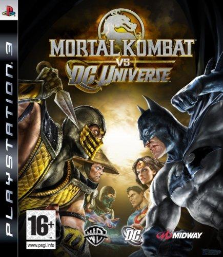 Mortal Kombat vs. DC Universe - PS3 |