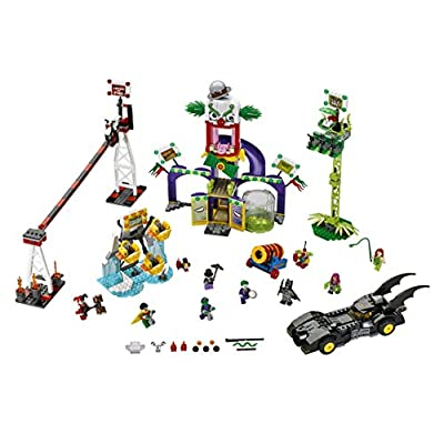 LEGO Super Heroes 76035 Jokerland Building Kit: Toys & Games