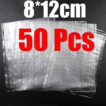 Amazon.com: Jammas Wifreo - 50 bolsas de PVA para pesca de ...