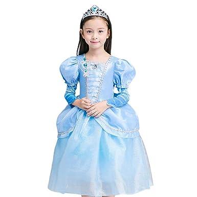 5feec78b7f6c9 GETS(ゲッツ) シンデレラ ドレス プリンセスなりきり 子供 ドレス キッズ 子ども お姫様 ワンピース お姫様ドレス