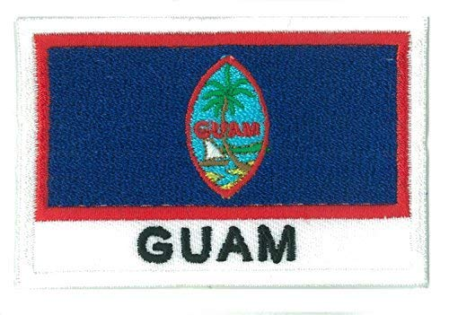 NagaPatches Patche Drapeau Guam