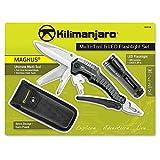 Kilimanjaro Multi-Tool & LED Flashlight Set