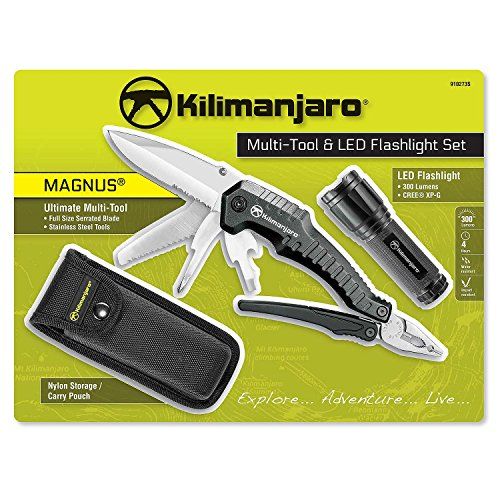 Multi Tool With Led Light - 8