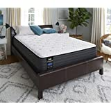 Sealy Response Performance 11.5-Inch Plush Tight Top Mattress, Queen