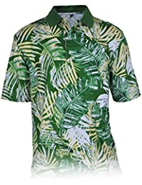 Mens Dry Swing Garden Leaf Jersey Shirt #1536