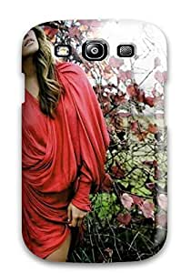 Anti-scratch And Shatterproof Phoebe Tonkin Celebrities Phone Case For Galaxy S3/ High Quality Tpu Case