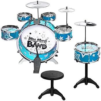 Amazon Com Kids Drum Set Kids Junior Youth Infant Children S Drum